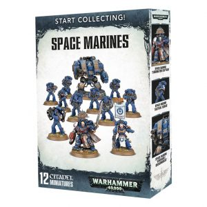 Warhammer 40K: Start Collecting